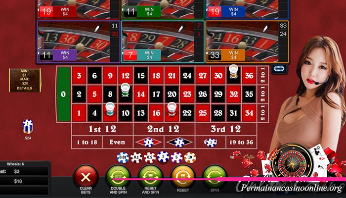 Trik Bermain Roulette di Sbobet Casino