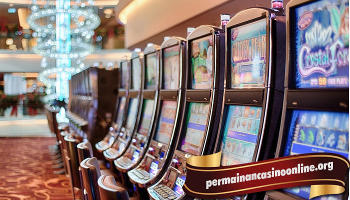 Permainan Judi Mesin Slot Game Menguntungkan