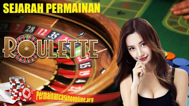 Fakta Sejarah Dari Permainan Roulette
