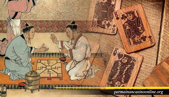 Sejarah permainan judi