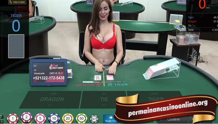 Permainan Dragon Tiger Casino Online